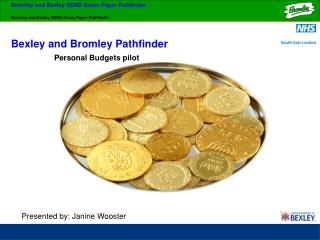 Bromley and Bexley SEND Green Paper Pathfinder Bromley and Bexley SEND Green Paper Pathfinder