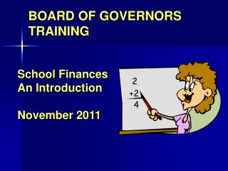 BOARD OF GOVERNORS  TRAINING