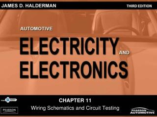 CHAPTER 11 Wiring Schematics and Circuit Testing