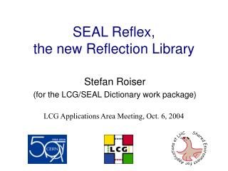 SEAL Reflex, the new Reflection Library