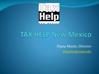 TAX HELP New Mexico