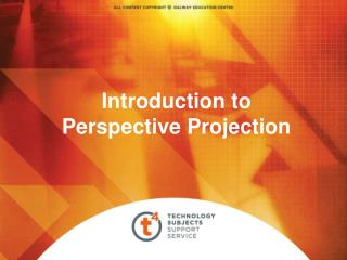 Introduction to Perspective Projection