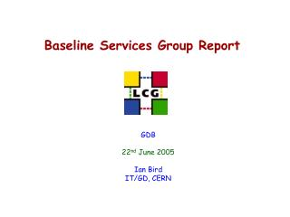 Baseline Services Group Report