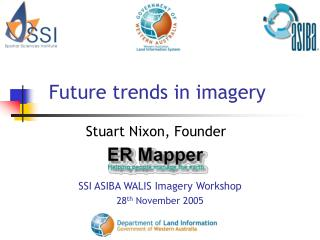 Future trends in imagery