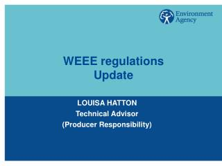 WEEE regulations Update