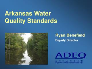 Arkansas Water Quality Standards