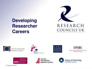Developing Researcher Careers