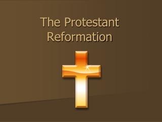 Reformation  Scripture