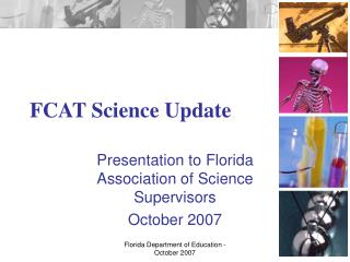 FCAT Science Update
