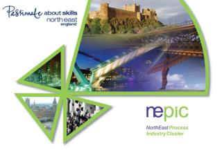 """Regional Strategies in Skills Development -Addressing the issue of the skills shortage facing industry in NE England Pr"