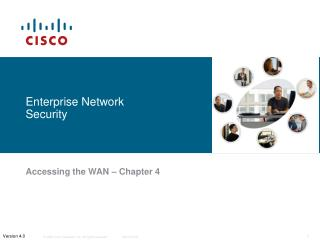 Enterprise Network Security