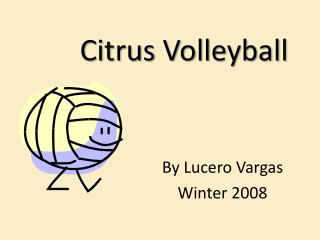 Citrus Volleyball