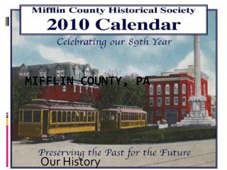 Mifflin County, Pa