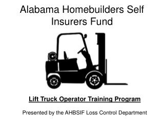 Alabama Homebuilders Self Insurers Fund