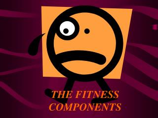 THE FITNESS COMPONENTS