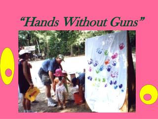 """Hands Without Guns"""
