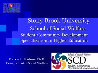 Stony Brook University School of Social Welfare
