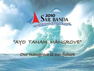 """AYO  TANAM  MANGROVE"" Our mangrove is our future"