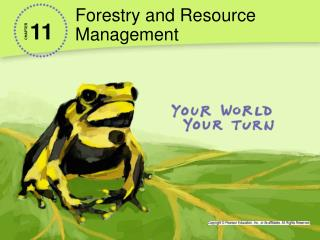 Forestry and Resource Management