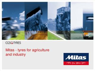Mitas - tyres for agriculture and industry