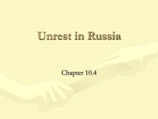 Unrest in Russia