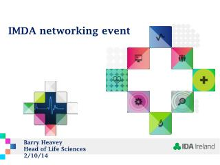 IMDA networking event