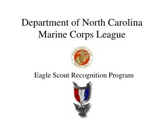 Department of North Carolina Marine Corps League