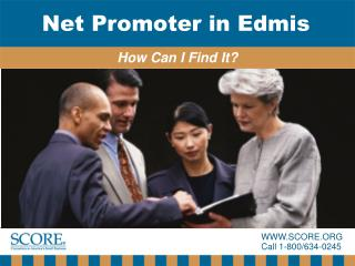 Net Promoter in Edmis