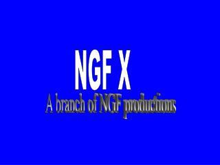 NGF X