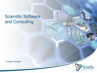 Scientific Software and Consulting