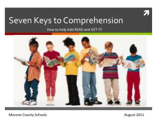 Seven Keys to Comprehension