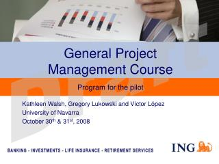 General Project Management Course