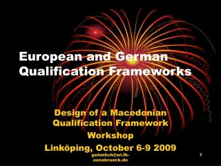 European engineering qualifications