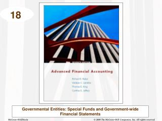 Governmental Entities