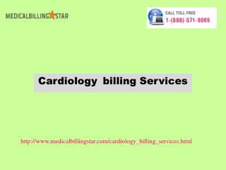 cardiology  billng services
