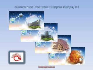 « Research and Production Enterprise « Zarya », Ltd