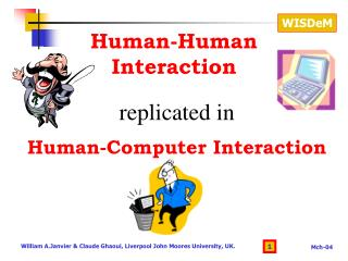 Human-Human Interaction