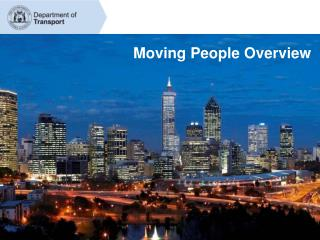 Moving People Overview