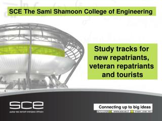 SCE  The Sami Shamoon College of Engineering