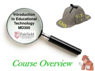 Introduction to Educational Technology MD300