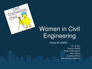 Women in Civil Engineering