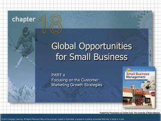 Global Opportunities  for Small Business