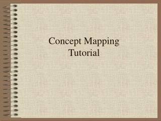 Concept Mapping Tutorial