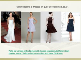 QueenieBridesmaid Cheap Bridesmaid Dresses Lists