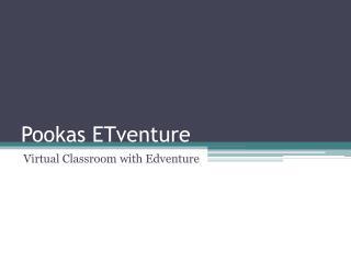Pookas ETventure