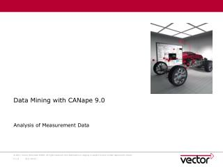 Data Mining with CANape 9.0