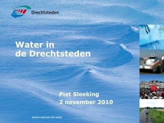 Water in  de Drechtsteden