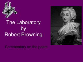 The Laboratory by  Robert Browning