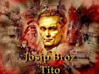 Josip Broz-TITO  Personal details
