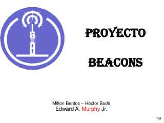 PROYECTO BEACONS